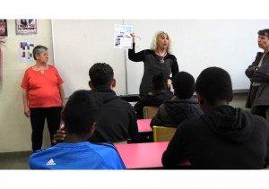 intervention dans les classes  débat sur la laïcité,du sexisme et du respect entre filles et garçons